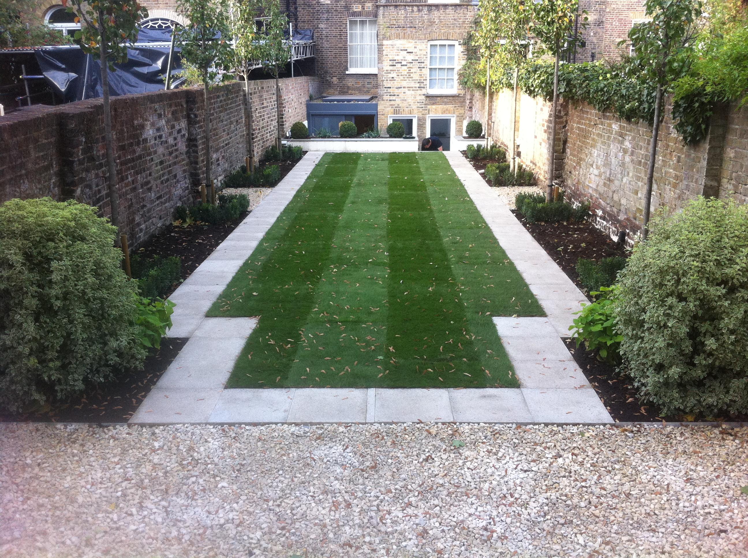 Central London Garden