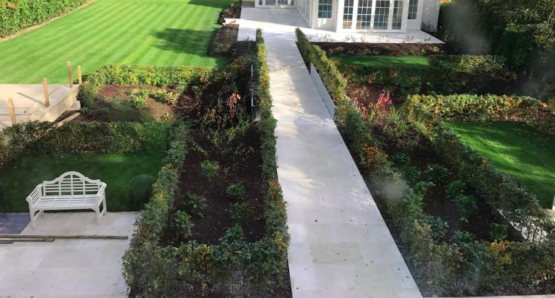 Private Garden, Surrey, UK